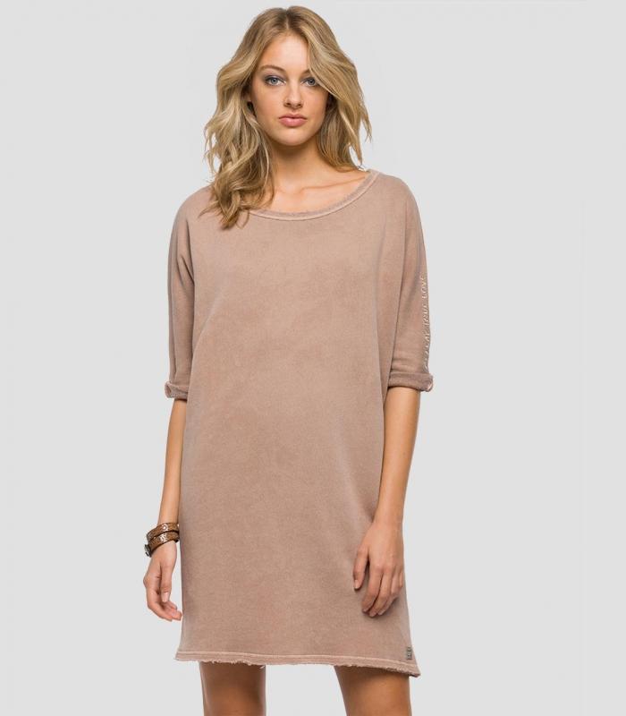 Ženy - Dámské šaty Replay W9497.00022514