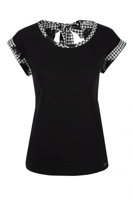 Výprodej až 50% - Dámské triko Liu-Jo F18299.J9125