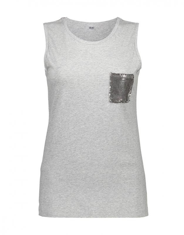 Ženy - Dámské triko Liu-Jo W18301.J5371