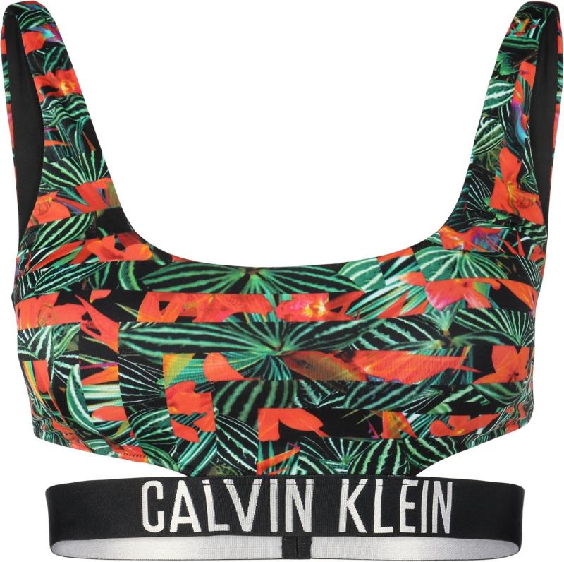 Ženy - Dámské plavky horní díl Calvin Klein KW0KW00213