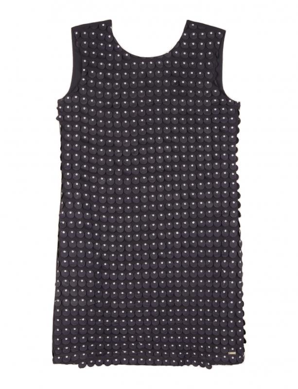 Výprodej až 50% - Dámské šaty Armani Exchange 3ZYA51.YNCQZ