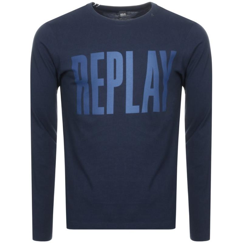 Novinky 2021 - Pánské triko Replay M3595.000.2660