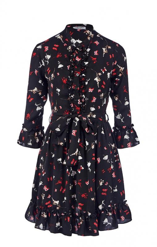 Ženy - Dámské šaty Liu-Jo W68394.T9522