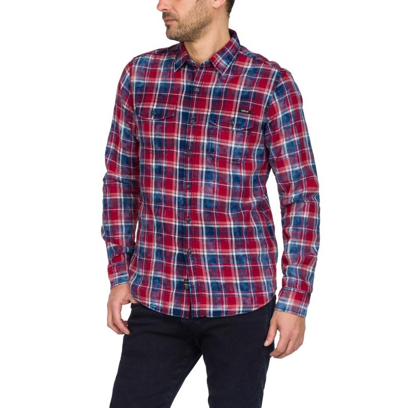 Pánská košile Replay M4987.00052024  a475c0733b
