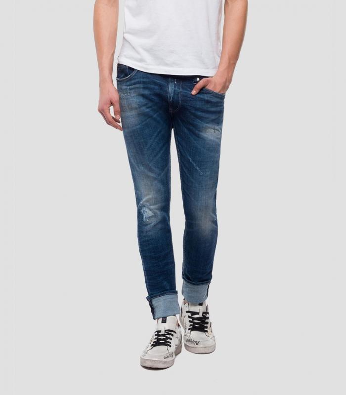 Muži - Pánské džíny Replay MA931.000141356