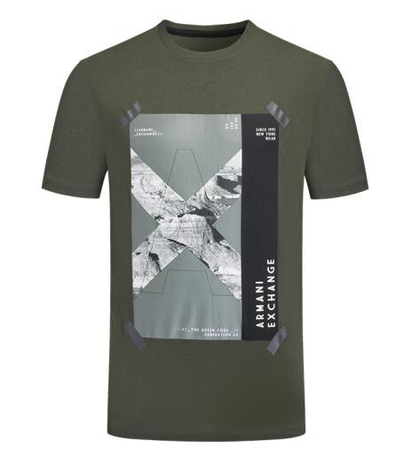 Pro pány - Pánské triko Armani Exchange 6ZZTAL.ZJH4Z