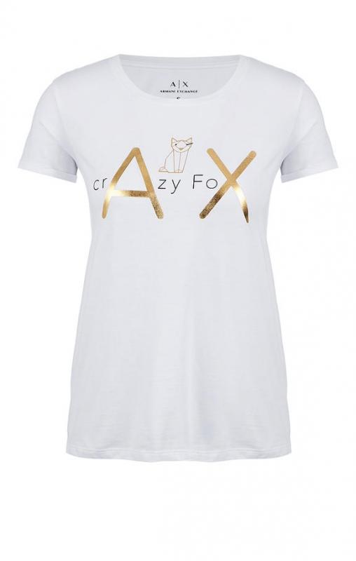 Ženy - Dámské triko Armani Exchange 6ZYTAH.YJW3Z