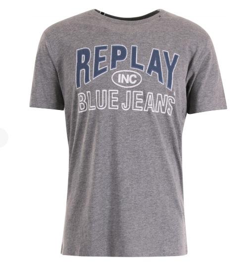 Muži - Pánské triko Replay M3598.0002660