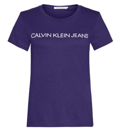 Novinky 2020 - Dámské triko Calvin Klein J20J207940