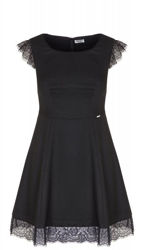 Výprodej až 50% - Dámské šaty Liu-Jo F68057.T0108