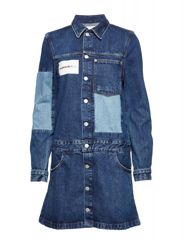 Módní značky - Dámská bunda Calvin Klein J20J209065