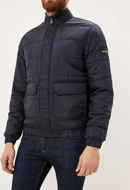 Výprodej až 50% - Pánská bunda Calvin Klein J30J309473