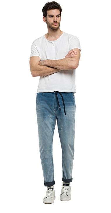 Výprodej až 50% - Pánské džíny Replay M9541.49B908.010