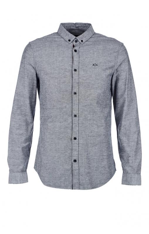 Muži - Pánská košile Armani Exchange 6ZZC15.ZNK7Z