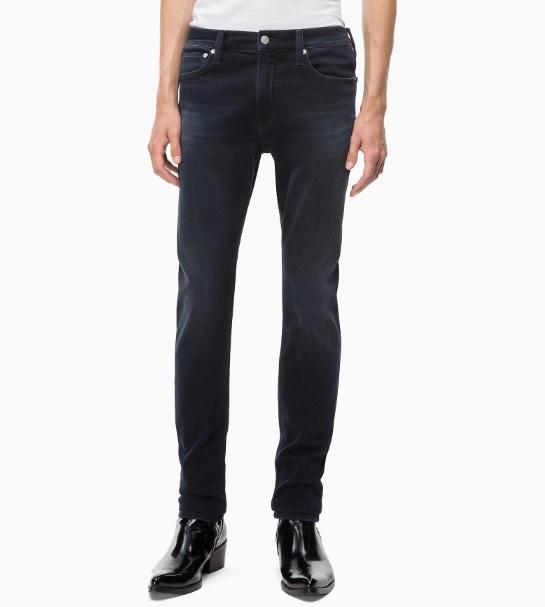 Výprodej až 50% - Pánské džíny Calvin Klein J30J308288