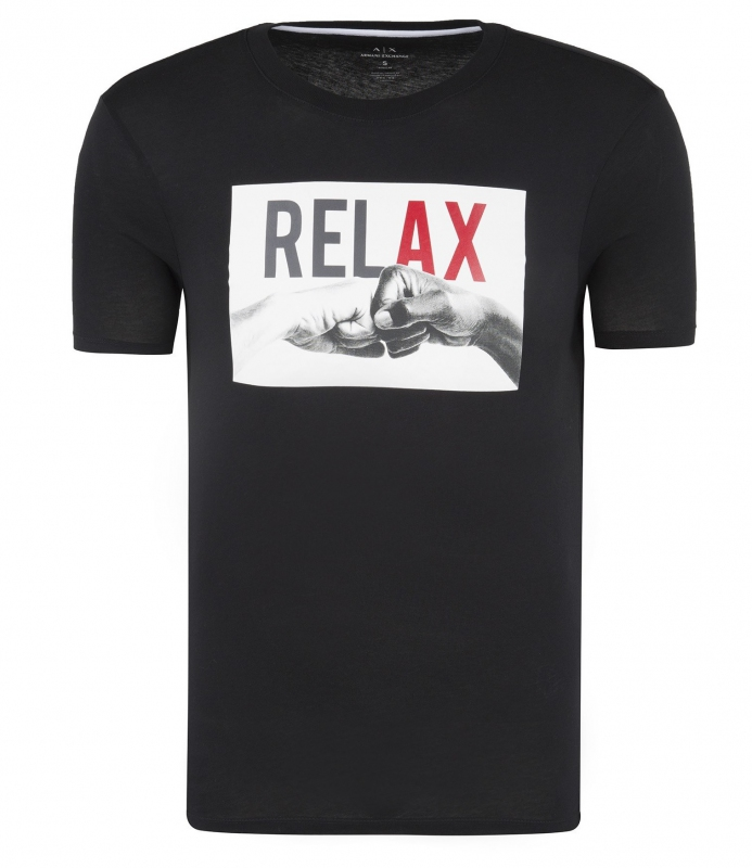 Muži - Pánské triko Armani Exchange 6ZZTDL.ZJBUZ