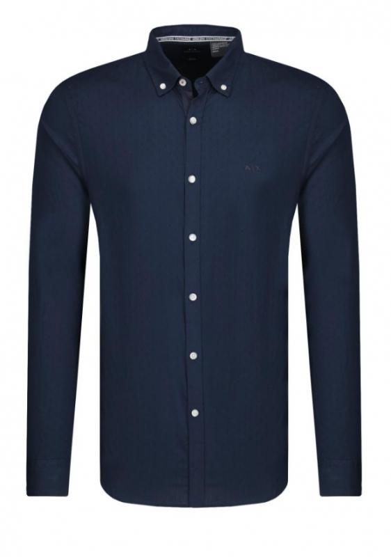 Muži - Pánská košile Armani Exchange 6ZZC16.ZNREZ