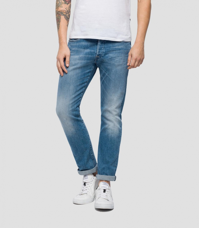Muži - Pánské džíny Replay M983.000.573452