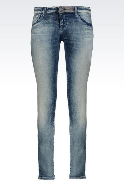 Ženy - Dámské džíny Armani Jeans B5J06
