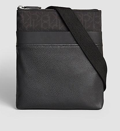 Výprodej až 50% - Pánské Crossbody Calvin Klein K50K500757001