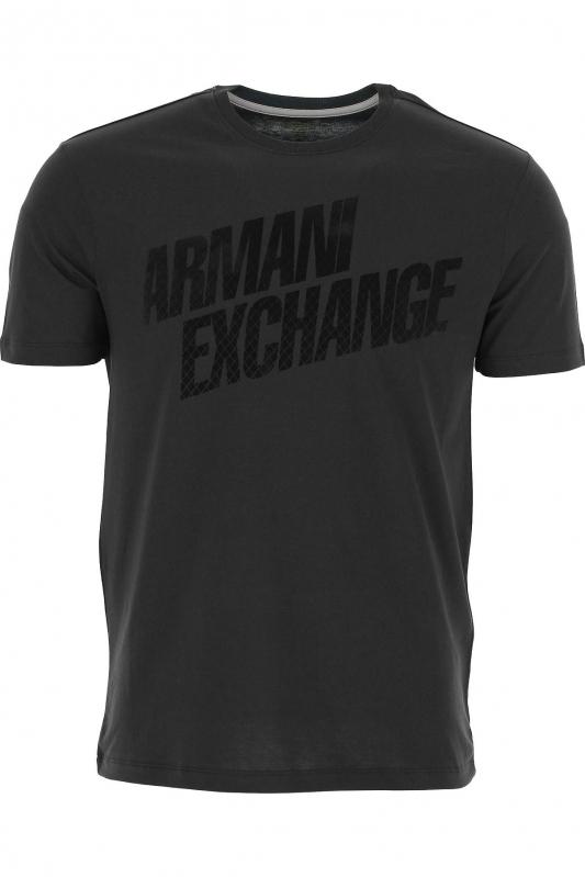 Novinky 2020 - Pánské triko Armani Exchange 3GZTBR.ZJW8Z