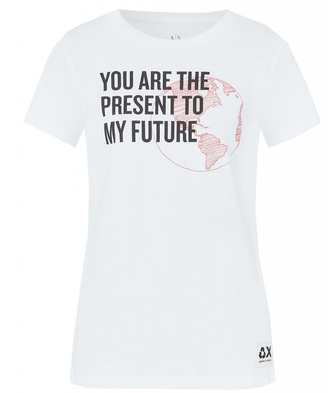 Výprodej až 50% - Dámské triko Armani Exchange 3HYTCM.YJ5AZ