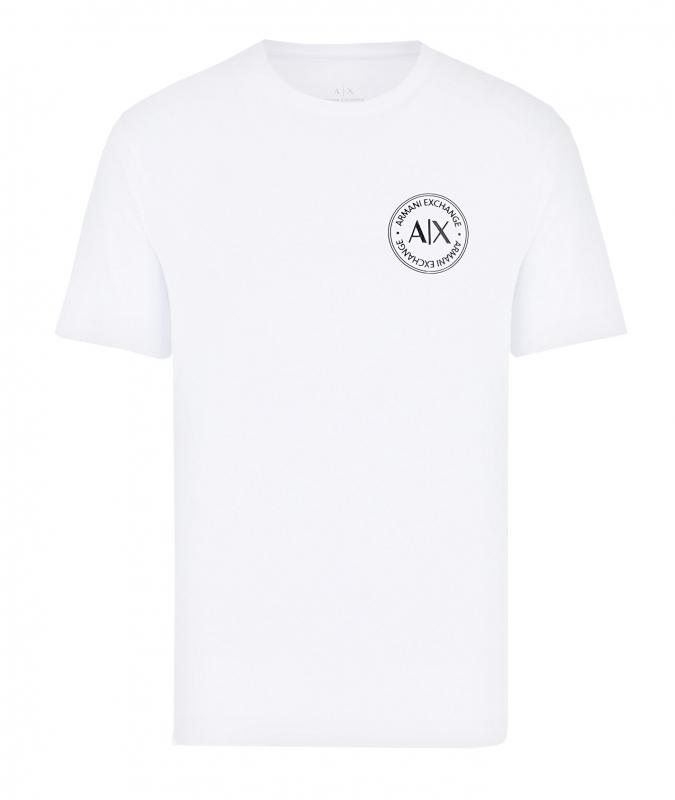Novinky 2021 - Pánské triko Armani Exchange 3HZTFF.ZJH4Z