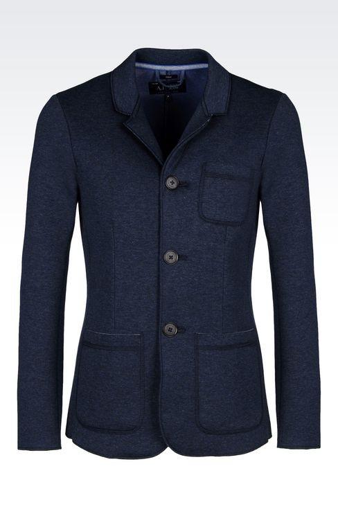Výprodej až 50% - Pánské sako Armani Jeans B6N83