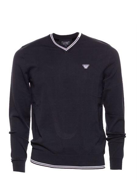 Muži - Pánský svetr Armani Jeans C6W15