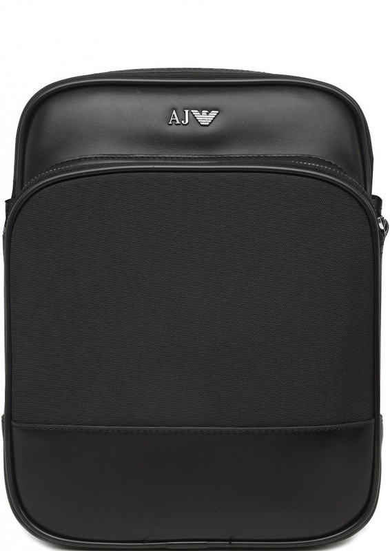 Pánská taška ARMANI JEANS B6246 Černá  e7fa9500e7a