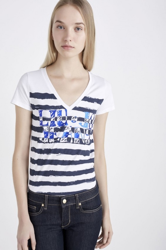 Ženy - Dámské triko Liu-Jo W16151
