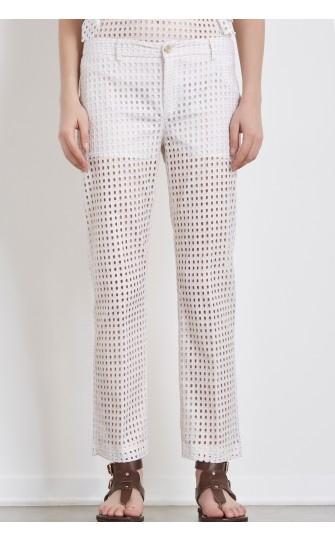 Ženy - Dámské kalhoty Liu-Jo F16170