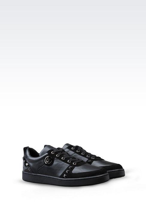 Výprodej až 50% - Dámské boty Armani Jeans B55F4