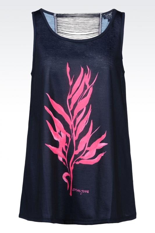 Ženy - Dámské triko Armani Jeans C5082