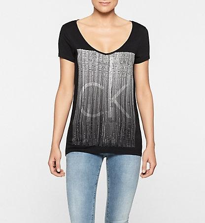 Módní značky - Dámské triko Calvin Klein J2EJ204297.965