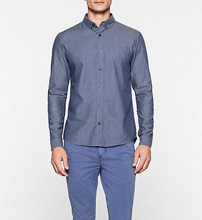 Výprodej až 50% - Pánská košile Calvin Klein J3IJ303685.093