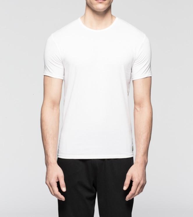 Muži - Dvojbalení triček Calvin Klein U8509A-100