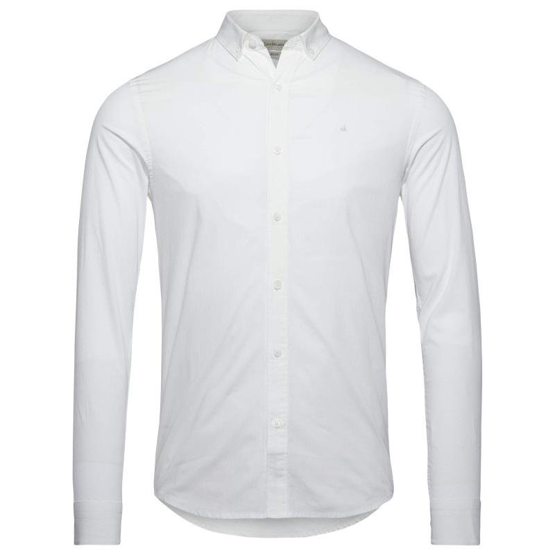 Výprodej až 50% - Pánská košile Calvin Klein J3EJ303548112
