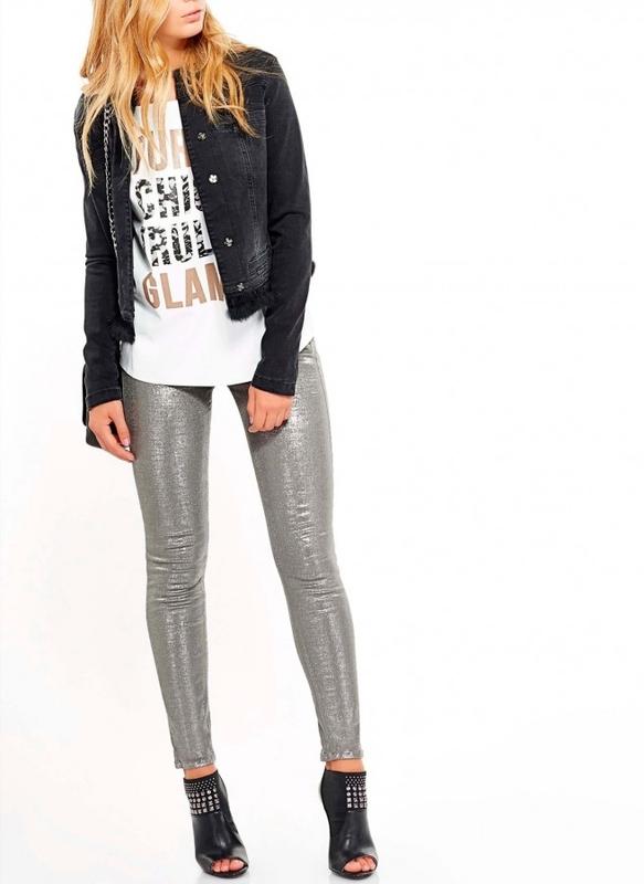 Výprodej až 50% - Dámské kalhoty Liu-Jo F65117
