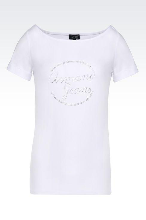 Ženy - Dámské triko Armani Jeans C5H45