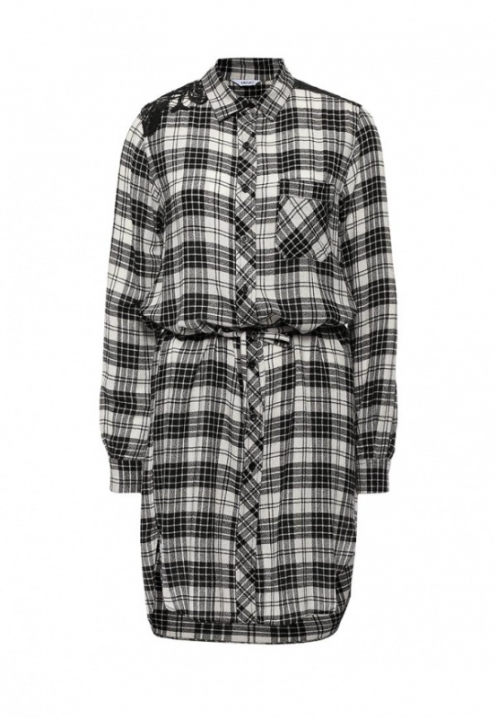 Ženy - Košilové šaty Liu-Jo W66166
