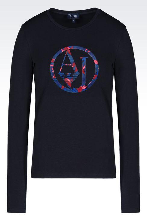 8d235f1c0c Dámské triko Armani Jeans 6X5T04
