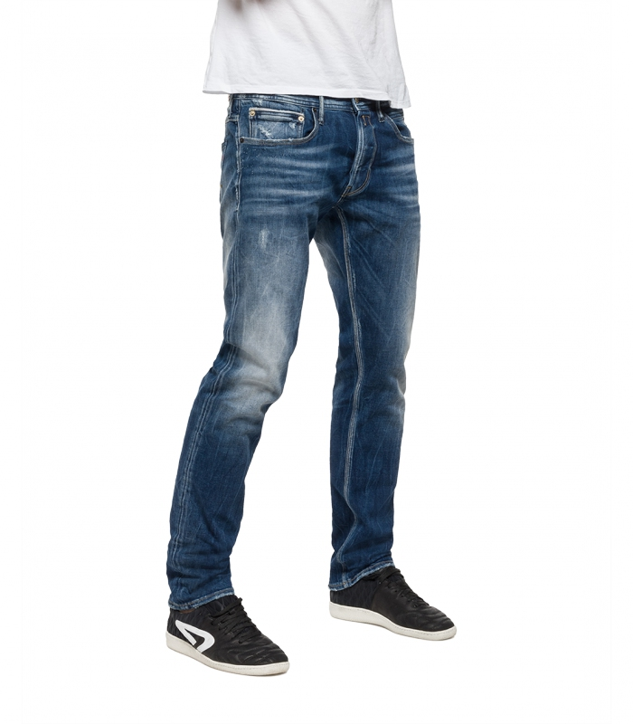 Výprodej až 50% - Pánské džíny Replay MA946F.00083B862.009