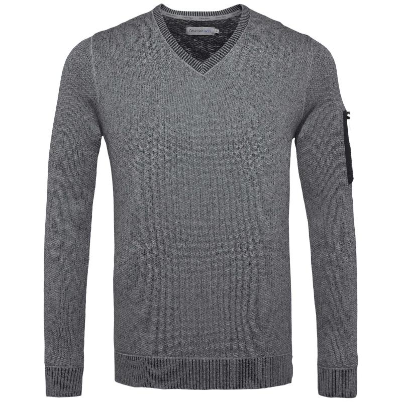 Muži - Pánský svetr Calvin Klein J30J300565025