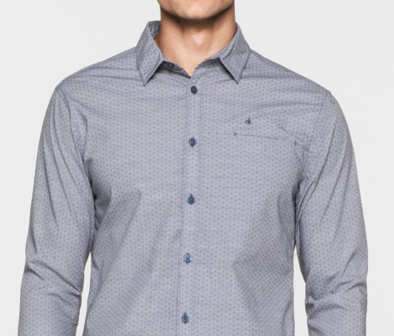 Pánská košile Calvin Klein J30J301009901  e6acf3f348