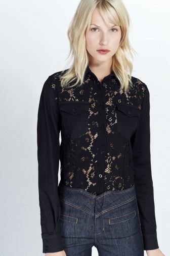 Ženy - Dámská košile Liu-Jo U66035
