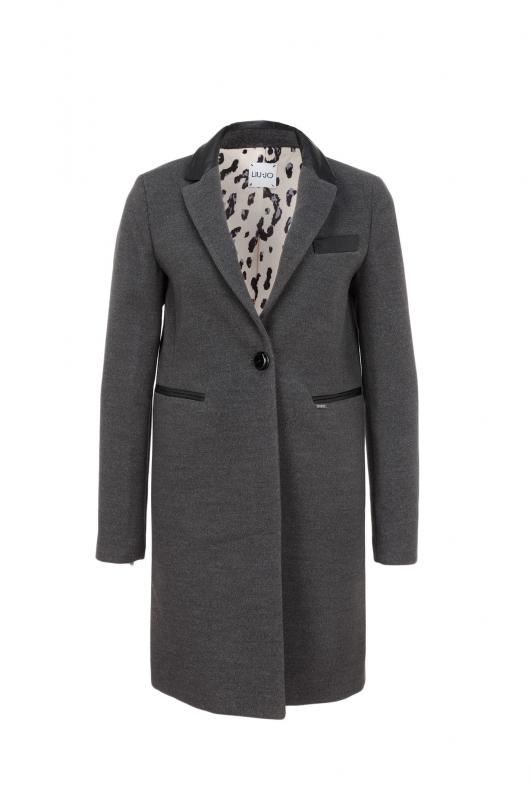 Ženy - Dámský kabát Liu-Jo F66011