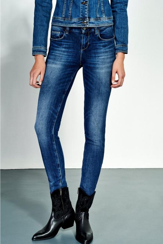 Výprodej až 50% - Dámské džíny Liu-Jo U66032