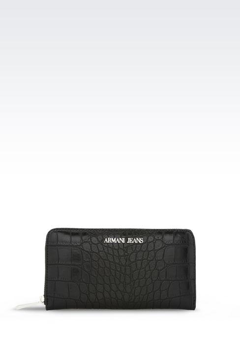 Ženy - Dámská peněženka Armani Jeans 928032.6A711.00020
