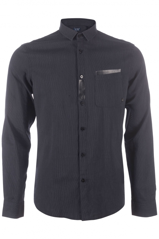 Muži - Pánská košile Armani Jeans 6X6C40.2205